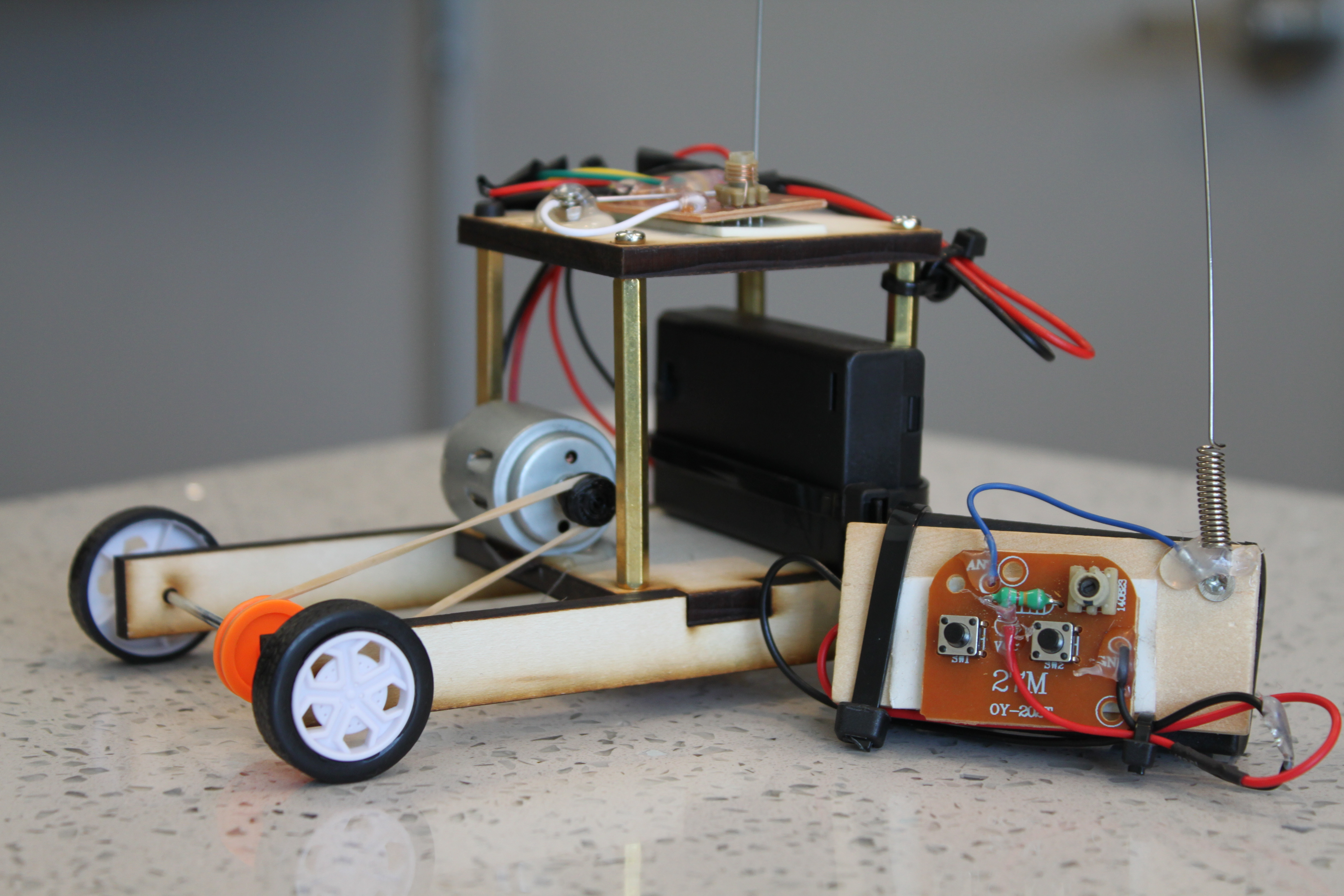 Homeschool Classes Innoved Learning Basic Electrical Wiring Programming Soldering And Debugging Skills To Create Your Own Customized Gadgets Including A Remote Controlled Car Go From Circuits